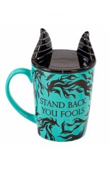 Disney: Villains - Maleficent Mug & Coaster Set