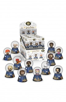 Mystery Mini Snow Globes: Harry Potter