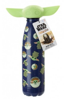 Star Wars: The Mandalorian - Botella Metálica The Child