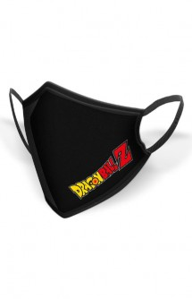 Dragon Ball Z - Mascarilla Dragon Ball Logo Kids