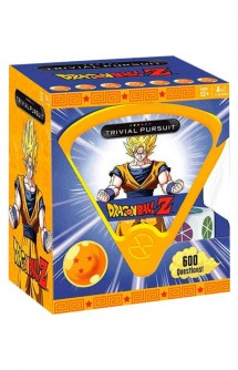 Trivial Pursuit Bite - Dragon Ball Z