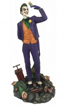 DC Gallery - Figura Gallery The Joker Comics
