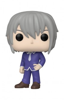 Pop! Animation: Fruits Basket - Yuki Soma