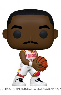 Pop! NBA: Legends - Hakeem Olajuwon (Rockets Home)
