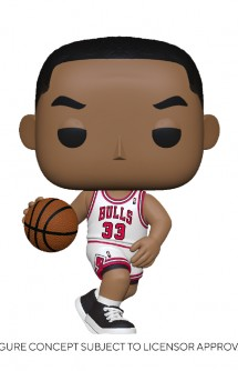 Pop! NBA: Legends - Scottie Pippen (Bulls Home)