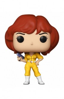 Pop! Retro Toys: Teenage Mutant Ninja Turtles - April O' Neil (Specialty Series)