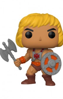 Pop! Animation: MOTU - He-Man 10""