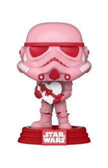 Pop! Star Wars: Valentines - Stormtrooper w/ Heart