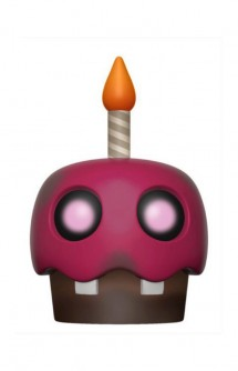 Pop! Games: Five Nights At Freddy's - Cupcake (Chase)