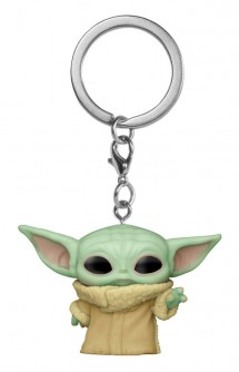 Pop! Keychain: Star Wars: The Mandalorian - The Child