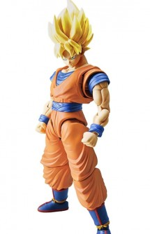 Dragon Ball Z - Goku Super Saiyan Figure-rise Model Kit