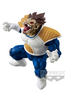 Dragon Ball Z - Estatua Creator X Creator Great Ape Vegeta