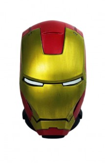 Marvel - Casco Iron man MKIII Mega Hucha PVC