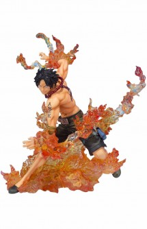 One Piece - D.Ace Portgas Brothers Bond Figura Figuarts Zero