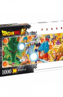 Dragon Ball Super Puzzle Panorama Characters (1000 piezas)