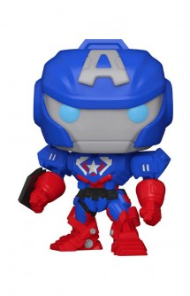 Pop! Marvel: Marvel Mech - Captain America