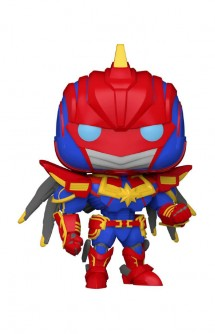 Pop! Marvel: Marvel Mech - Captain Marvel