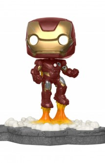 Pop! Deluxe: Avengers - Iron Man (Assemble) Ex