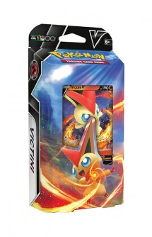 Pokemon - TCG V Battle - Victini