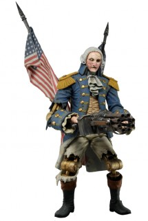 Bioshock Infinite George Washington Heavy Hitter Patriot 9-inch action figure