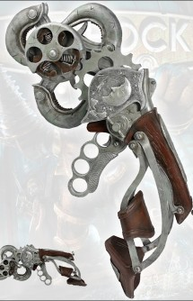 Bioshock Infinite: Sky Hook Replica