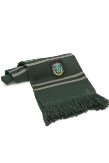 "Bufanda: Harry Potter ""Slytherin"""
