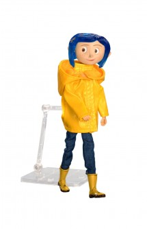 Coraline - Coraline Figure (Raincoat)