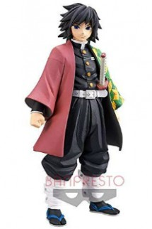 Demon Slayer Kimetsu no Yaiba Estatua PVC Giyu Tomioka Vol. 5