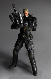 Deus Ex Play Arts Kai Figure Lawrence Barrett