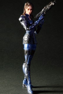 "Figure Play Arts Kai - Mass Effect 3 ""Ashley Williams"""