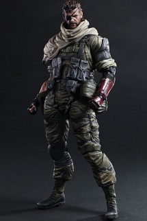 Play Arts Kai - Metal Gear Solid V: Venom Snake Action Figure