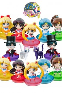 Trading Figure - Sailor Moon Petit Chara! 20th anniversary