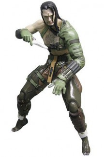 Ultra Detail Figure: Metal Gear Solid 4: Vamp Action Figure