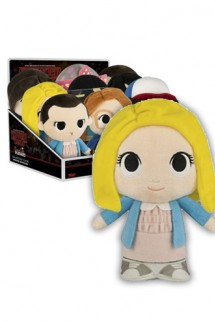 Funko: Plushies Stranger Things - Eleven Wig