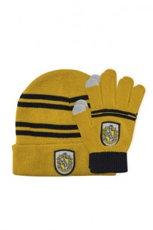 Harry Potter - Hufflepuff Children's Gloves and Hat