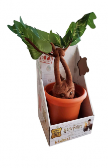 Harry Potter - Peluche Mandrake