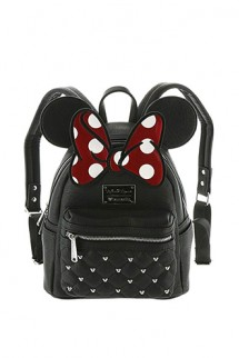 Loungefly - Disney Minnie Mini Faux Leather Backpack