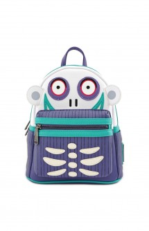 Loungefly - Nightmare Before Christmas - Mini Barrel Backpack