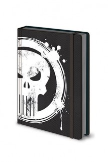 Marvel Comics - Libreta Premium A5 Punisher