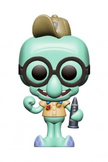 Pop! Animation: SpongeBob - Squidward (Camping Gear)