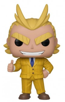 Pop! Animation: My Hero Academia - All Might (Teacher)