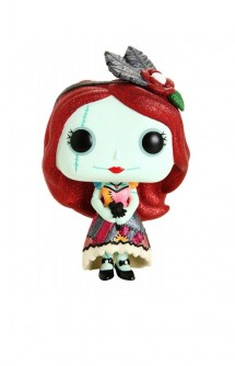 Pop! Disney: Nightmare Before Christmas - Dapper Sally Glitter