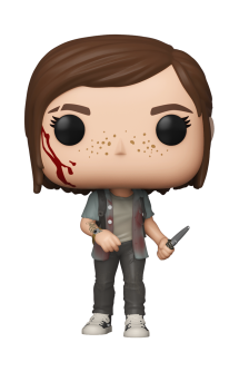 Pop! Games: Last of Us Part II Ellie
