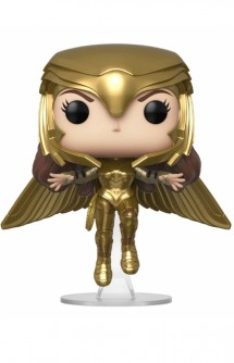 Pop! Movies: Wonder Woman 84 - Wonder Woman Golden Armor Flying