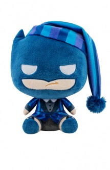 "Pop! Plush: DC Holiday - 7"" Scrooge Batman"