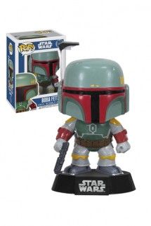 STAR WARS POP! Boba Fett Vinyl