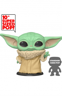 Pop! Star Wars: The Mandalorian - The Child (Baby Yoda) 10""
