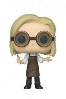 Pop! TV: Doctor Who - Thirteen Doctor w/ Goggles