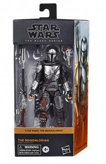 Star Wars: The Mandalorian - Huck 2 Figura Black Series