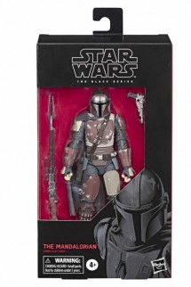 Star Wars: The Mandalorian - Normal Version Figura Black Series